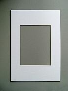 Galerie Passep. 15x20 Polar White