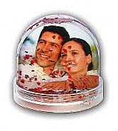 Photo Globe Heart (6pcs)
