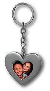 Photo Keychain Heart