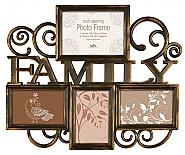 Milano II Family 4x Opening Bronze (5)