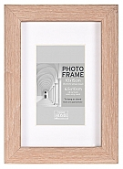 MDF Block Frame Oak 15x20cm (4)