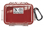 Pelicase 1010 Microcase rood