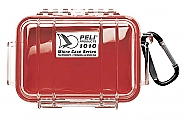Pelicase 1020 Microcase rood