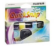 Fujifilm QuickSnap  met flits 27 opnames