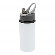 Aluminium Drinkfles 500ml wit