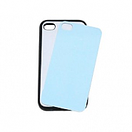iPhone 4/4S Case, Rubber, Black (10)