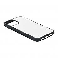 iPhone 12 Pro Case, Rubber, Black (10)