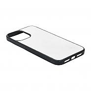 iPhone 12 Pro Max Case, Rubber, Black (10)