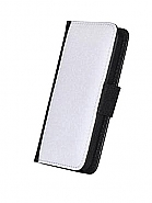 iPhone 5 Flip Case, Black opens sidewards (5)