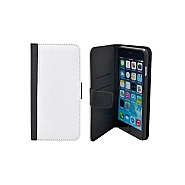 IPhone 6 Plus Flip Case, Black opens sidewards (5)