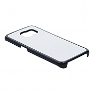 Samsung Galaxy S6 Edge Case Plastic Black (10)