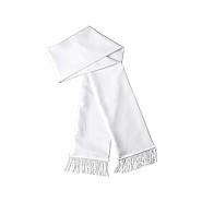 Sjaal 140cm lang en 16cm breed