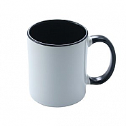 Mug 11oz, inside & handle Black (12)