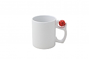 Basketball Mug 11oz White (12)
