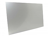 Metal sublimation sheet 60 x30 silver grained (2)