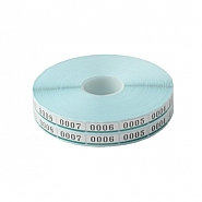Twin check labels 2000pcs