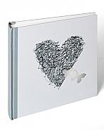 Weddingalbum Amorousness 26x25 50 white pag