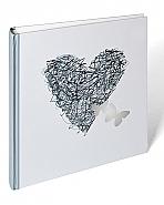 Weddingalbum Amorousness 29x32 50 white pag