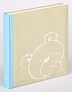 Baby album Dreamtime 28 x 30,5  blue