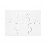 Houten puzzel 17,5x25cm 6 pcs (10)