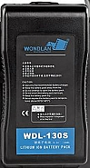 Wondlan V-Mount accu 130wh
