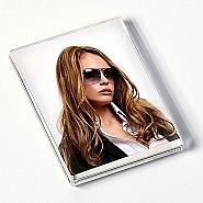 Acryl Mini-MagnetFrame 3,5 x 4,5 cm (100pcs)
