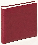 Classic 26 x 25 60 pag. wine red