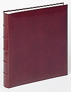Classic 29 x 32   60 pag. wine red