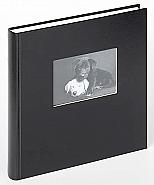 Bookbound charm 30x30 cm, black, met uitsparing