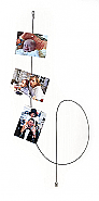 Photo Ropes, 1,5 m, Black with magnetics (12)