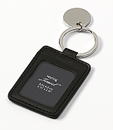 key holder Travel, black 3,5x4,5 cm (6)