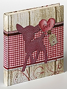 Baby album Dinky 28 x 30,5  pink