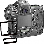 Bilora Luxury Screen Protector Nikon D3