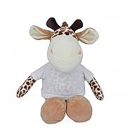 Pluchen Giraf 23 cm (4)