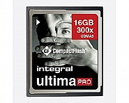 Integral 16GB CompactFlash UltimaPro 300x