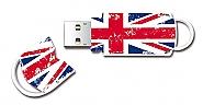 Integral 8GB Xpression USB Flash Drive Union Jack