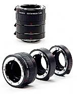 Kenko tussenringset Nikon (12/20/36mm)