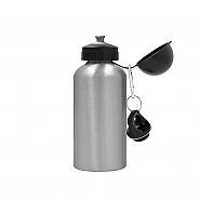 Waterfles Aluminium, 500ml, zilver (6)