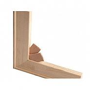 Spielat 70cm met vingerlasverbinding (50)