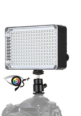 Aputure Amaran Ledlight H198C + charger + Li-Ion battery