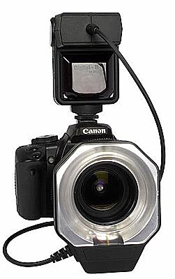 Bilora Macro Ringflash for Canon