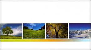 Envelopes 30x45cm 4 saisons (125)