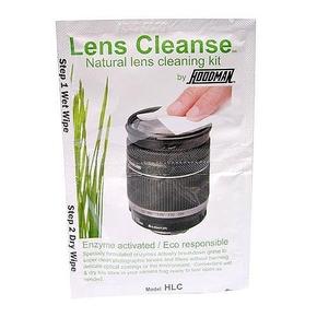 Hoodman Lens Cleanse Natural cleaning kit - 24 pk / singles