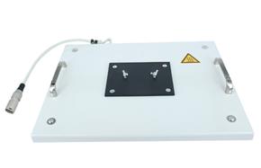 Heat Element Flat-Bed Press