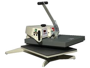 Manual Flatbed Heat Press 38x50cm