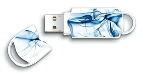 Integral 8GB Xpression USB Flash Drive Wave