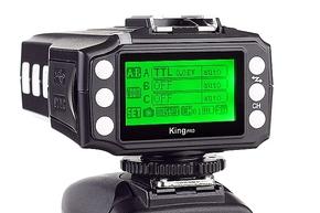 Pixel King Pro X Canon E-TTL Flash Trigger