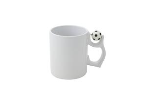 Voetbal Mug 11oz White (12)