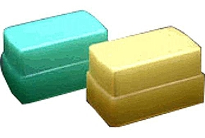 OMNI-BOUNCE SET GREEN & GOLD  OM-600 (Nikon SB600)