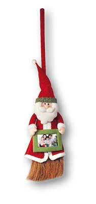 Christmas Decoration Santa (2pcs)
